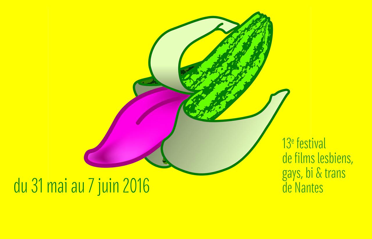 Affiche festival cinépride